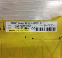 Fanuc Power Mate i-Model D A02B 0259 B501