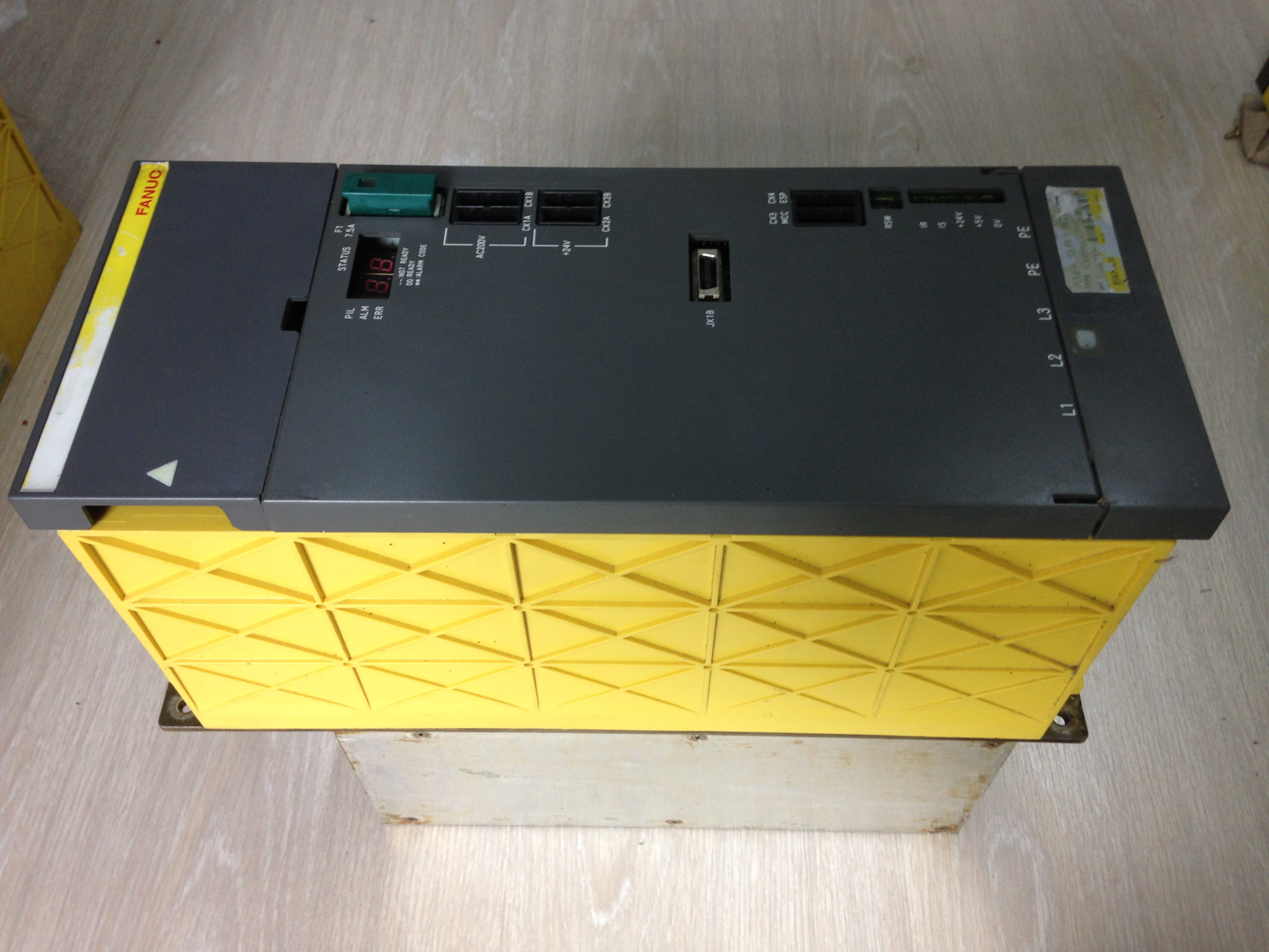 FANUC A06B-6077-H126 POWER SUPPLY