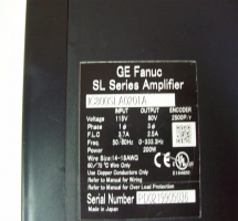 FANUC IC800SLA0201A SL SERIES AMPLIFIER